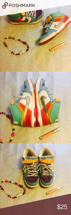 Throwback Nike Hightops