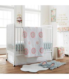 Levtex Baby Tivoli 4 Piece Crib Bedding Set