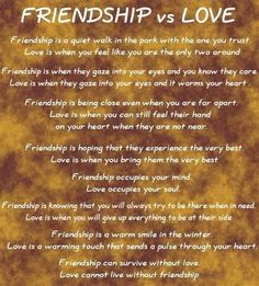 quotes about love and friendship - Yahoo Search Results