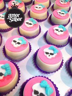 Oreos de Monster High #oreos #oreo @amorconsabor