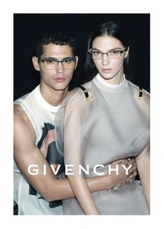 Lunettes Givenchy Printemps-été 2013 - Givenchy Eyewear Glasses