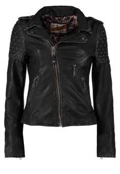 Modelos chaquetas de cuero para mujer