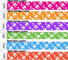 "Lover Tyvek 3/4"" wristbands Just in time for Valentine's Day.. :)"