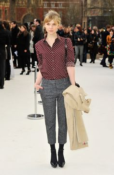 clemence's style, forever and always