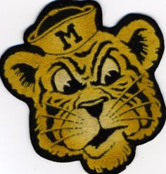 old Mizzou - Love this logo. I have it on a vintage shirt.