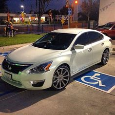 Image Result For Nissan Altima 2017 Custom