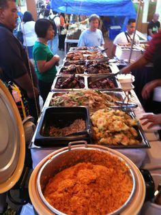 Chamorro Food at the Chamorro Village every Wednesday night