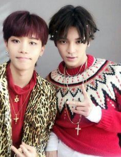 Taeil & Taeyong Limitless ERA NCT 127