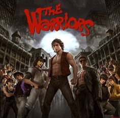 The Warriors Deluxe Vinyl LP. Waxwork Records is excited to announce their long awaited release of THE WARRIORS. This deluxe double LP is three years in the making and features the re-mastered 1979 original soundtrack, in addition to, the vinyl debut of the complete film score by Barry DeVorzon.