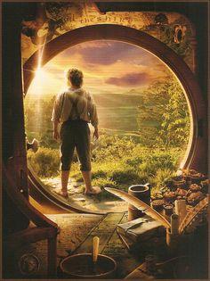 Bilbo Baggins of Bag End- beautiful shot
