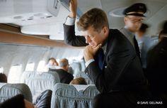 John F Kennedy - Presidential Campaign Trip 1960