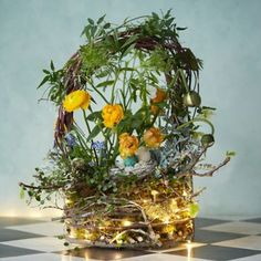 Woodland Coast Basket