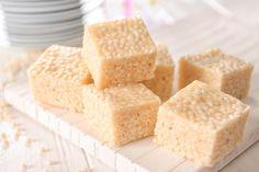 Cinnamon Sugar Soft Pretzels Recipe - One Little Project Carré Rice Krispies, Reis Krispies, Krispie Treats, Rice Crispy Squares, Granola Cookies, Bar Cookies, Sandwich Bread Recipes, Pretzels Recipe, Food Science