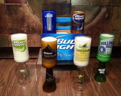 Beer Candle Handmade Gift choose Recycled Beer by UReflections
