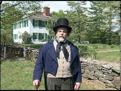 Old Sturbridge Village, Massachusetts portraying life in the 1830's. Wonderful field trips for students! A quick tour