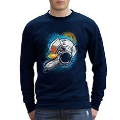 Born To Ill Rebel Alience Pilot Helmet Star Wars Men's Sweatshirt. Men's Sweatshirt. PLEASE USE OUR SIZE GUIDE IN THE IMAGE GALLERY. High quality, branded product. Professionally printed using the latest and best digital print technology. No cheap and nasty iron on transfers used! We only use the best quality environmentally friendly printing industry standard inks.