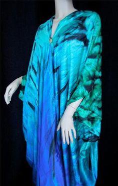 Roberto Cavalli Maxi Dress 'New Style Kaftan' 10 XLarge IT44 Fall Collection 9C | eBay