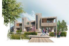 DISSING+WEITLING architecture MOVE Arkitektur EENTILEEN Arkitekter