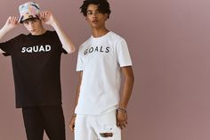 All the latest men's fashion lookbooks and advertising campaigns are showcased at FashionBeans. Click here to see more images from the Topman Summer 2016 Men's Lookbook