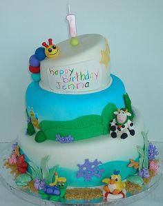 Baby Einstein ultra-adorable cake Happy Birthday Jenna, Boy First Birthday, Birthday Fun, First Birthday Parties, Birthday Party Themes, First Birthdays, Birthday Ideas, Birthday Cake, Baby Einstein Party