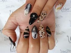 Music to Her Nails - - NAILS Magazine