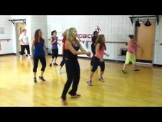 "Wop"" by J-Dash, Fitness Dance Choreography LOVE LMAO"