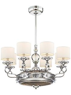 Dress up any room in your home while regulating temperature with the Savoy House Levantara Air Ionizing Fandelier. This elegant chandelier features an air-ionizing fan in the center. Eight lights surround this sophisticated lighting fixture. Classic Chandeliers, Home Ceiling, Elegant Chandeliers, Fan Light, Ceiling, Savoy House Lighting, Transitional Chandeliers, Savoy House, Ceiling Fan Chandelier