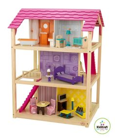 Mi Petite Life | KidKraft Casa de muñecas So Chic 65078 Little cool shop for little cool people