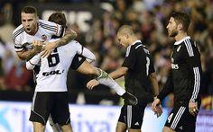 Thầy trò HLV Carlo Ancelotti cần giành chiến thắng trước đội xếp thứ tư Valencia trong trận đấu tối nay nếu không muốn mất đi cơ hội chạy đua tới chức vô địch Liga.