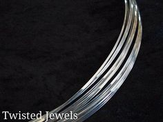 Wire 67714: 1Oz 20 G Ap 16 .930 Argentium Sterling Silver Square Half Hard Wire Gauge Ga -> BUY IT NOW ONLY: $33.95 on eBay!