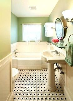 1930s Bathroom Ideas