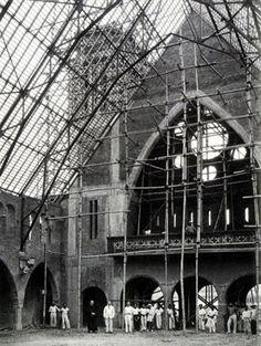 Idjen cathedral malang