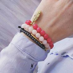 Nasz wybór na dziś   www.lafant.pl #bestoftheday  #bransoletki #handmade #biżuteria #dodatki #detale #details #instagirl #polishgirl #potd #polishbrand #instagood #boho #chic #sets #of #bracelets #biżu #stylove #blogger #stylovepolki #lubieto #niezchinzpasji #lafant ❤