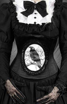 gothic raven images | Gothic-Zone: Tu Tienda de Ropa Gótica y Metal en Bilbao…