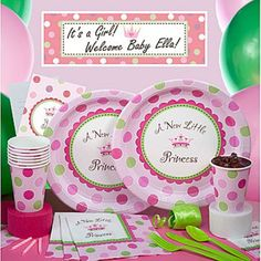 Hosting a baby shower? There's lots to plan, and it's important to have a general idea to revolve around. Here are some neat baby girl shower theme ideas to get you started.