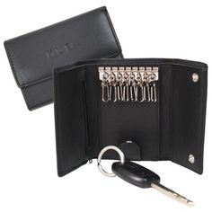 Groomsmen.com Leather Key Holder Wallet