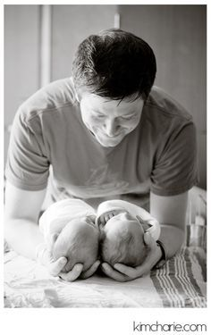 Twin Boy Newborn Photography   Twin Newborn, Twin and Newborn Boy ...