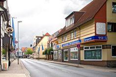 Alte Stadtansichten neu fotografiert   Stadt Burgdorf