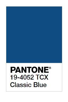 Pantone 2020 spring summer classic blue cor do ano 2020 Pantone Azul, Pantone 2020, Pantone Color, Blue Colour Palette, Colour Schemes, Color Trends, Color Palettes, Stoff Design, Hang Ten