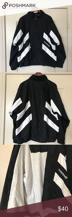 65fbfbd39688 Mens le coq Sportif Jacket Mens le Coq Sportif lightweight jacket. Jacket  has two zipper