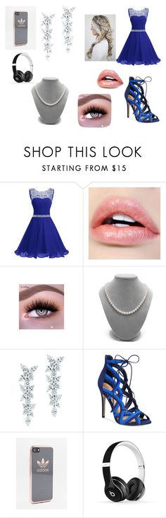 """Joint Engagement Party"" by beth-kidd on Polyvore featuring Tiffany & Co., ALDO, adidas and Beats by Dr. Dre"