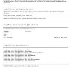 Stratejik Marka Yönetimi Eğitimi BahçelievlerStratejik Marka Yönetimi Eğitimi Bahçelievler TanımıStratejik Marka Yönetimi Eğitimi Bahçelievler: Bu eğitimin. http://slidehot.com/resources/stratejik-marka-yonetimi-egitimi-bahcelievler.38332/