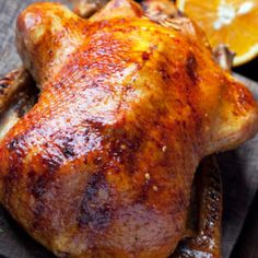 Classic Crispy Roast Duck Recipe is part of Classic Crispy Roast Duck Recipe Northfork - If You've Never Tasted Duck You Are in For a Treat Especially if You Enjoy Dark Meat Duck is Beyond Delicious Cooking Duck is Easier Than You Think Baked Duck Recipes, Whole Duck Recipes, Meat Recipes, Chicken Recipes, Cooking Recipes, Healthy Recipes, Roast Duck Dinner Recipes, Recipes With Duck, Recipies