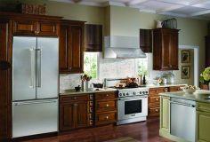 Diferentes diseños de cocinas americanas