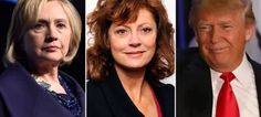 American Academy-Award winning actress Susan Sarandon claims that Hillary Clinton represents a bigger threat by far than her Republican rival for the United States due to her foreign policy agenda,…