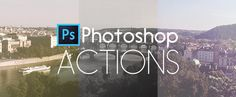 On the Creative Market Blog - How to Install & Use Photoshop Actions