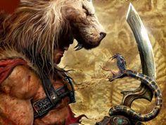 Hercules Movie 2014 Lion Poster HD Wallpaper