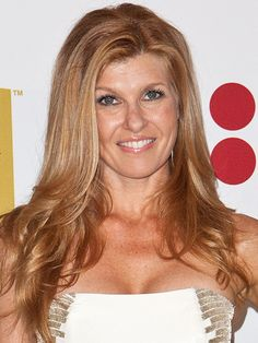 Connie Britton love her hair! I try to think mine looks like this.