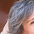 Bien entretenir ses cheveux blancs... - 50 nuances de gris ou comment j'ai arrêté de me teindre les cheveux !!!