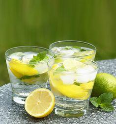 20 Detox Wasser Rezepte